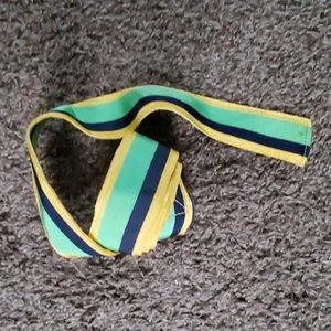 J. CREW Ribbon Belt